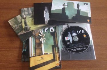 PS2 – Ico – PAL – Complete