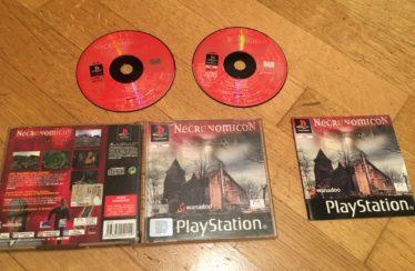 PS1 – Necronomicon – PAL – Complete