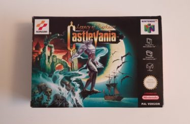 N64 – Castlevania Legacy Of Darkness – PAL – Complete