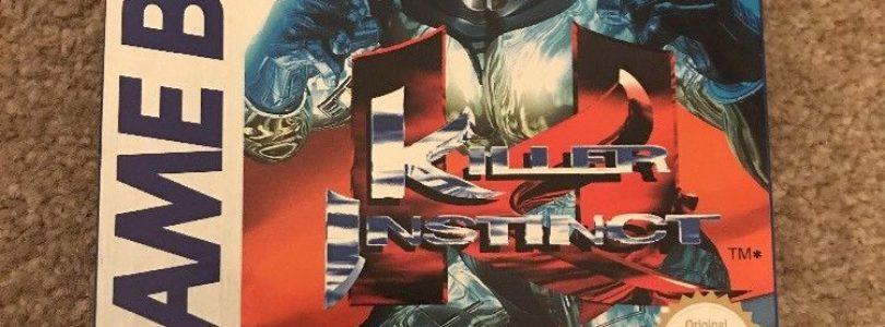 GB – Killer Instinct – PAL – Complete