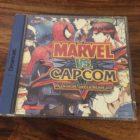 DC – Marvel Vs Capcom Clash Of Super Heroes – PAL – Complete