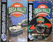 SATURN – Sega Rally – PAL – Complete