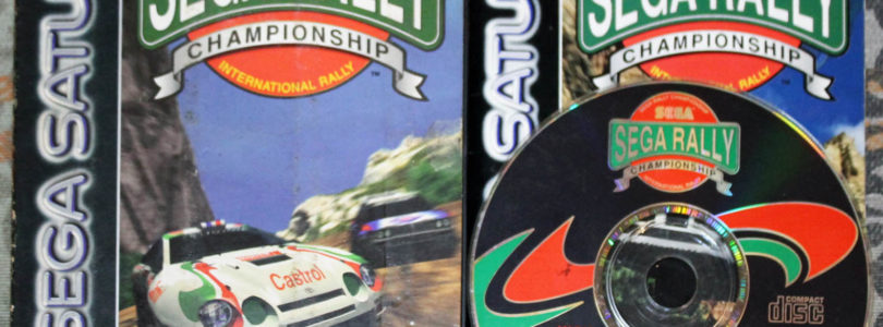 SATURN – Sega Rally – PAL – Complete