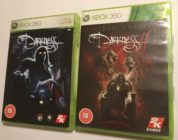 X360 – The Darkness 1 & 2 – PAL – Complete