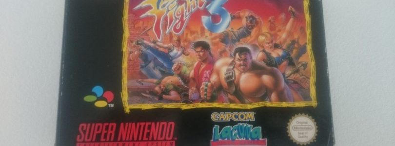 SNES – Final Fight 3 – PAL – Complete