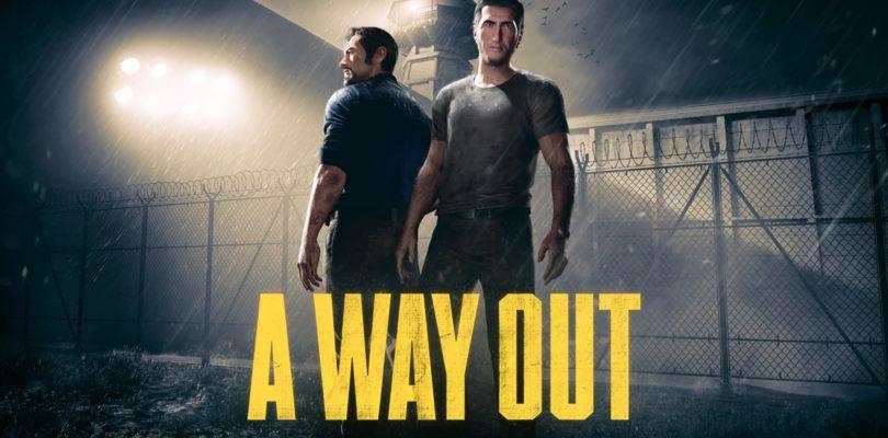 A Way Out è finalmente disponibile: ecco il trailer di lancio