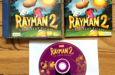 DC – Rayman 2 – PAL – Complete