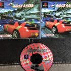 PS1 – Ridge Racer – PAL -Complete