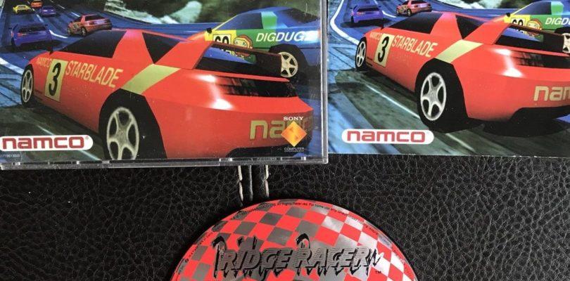PS1 – Ridge Racer – PAL -Complete