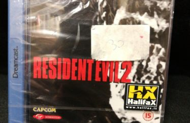 DC – Resident Evil 2 – PAL – New