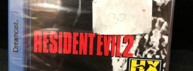 DC – Resident Evil 2 – PAL – New
