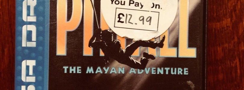 MD – Pitfall The Mayan Adventure – PAL – Complete