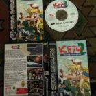 SATURN – Kejo 2 Flyiong Squadron – PAL – Complete