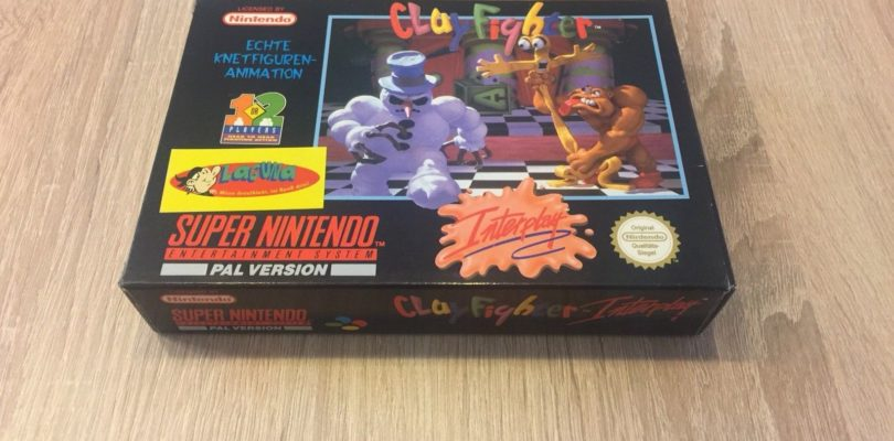 SNES – Clayfighter – PAL – Complete