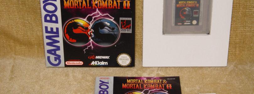 GB – Mortal Kombat 1 & 2 – PAL – Complete
