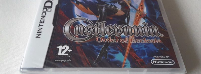 DS – Castlevania Order Of Ecclesia – PAL – New