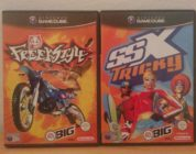 GC – Freekstyle & SSX Tricky – PAL – Complete