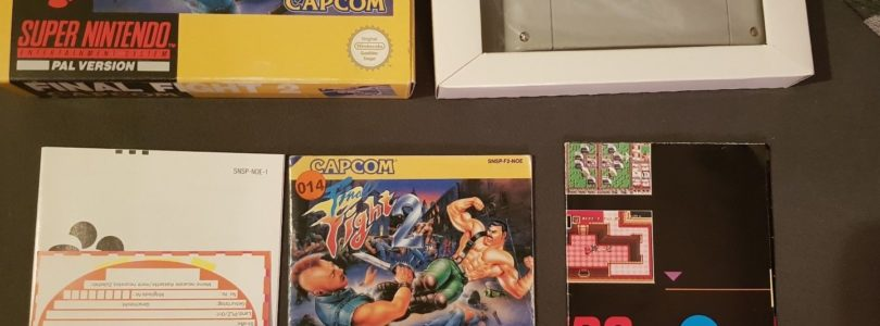SNES – Final Fight 2 – PAL – Complete