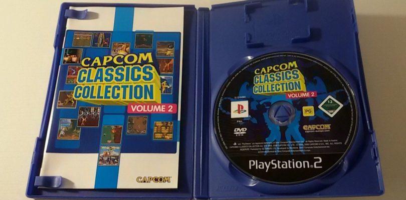 PS2 – Capcom Classic Collection Vol.2 – PAL – Complete