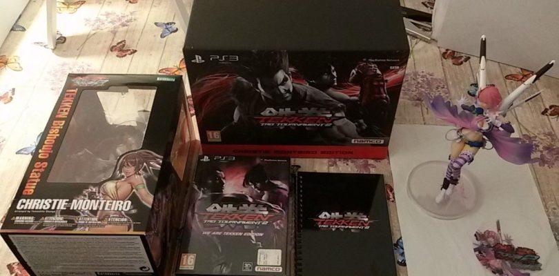 PS3 – Tekken Tag Tournament 2 Christie Monteiro Edition & Alisa – PAL – New