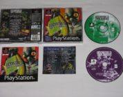 PS1 – Oddworld Abe's Exodus – PAL – Complete