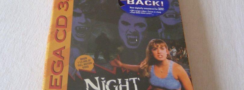 CD32X – Night Trap – NTSC – New
