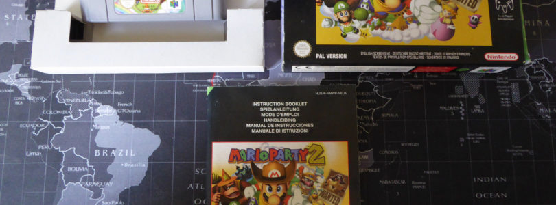 N64 – Mario Party 2 – PAL – Complete