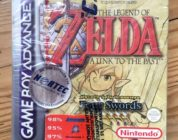 GBA – Zelda A Link To The Past – PAL – New
