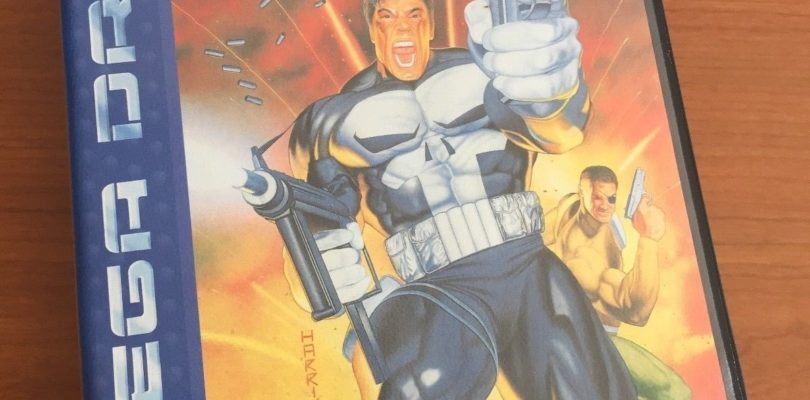 MD – The Punisher – PAL – Complete