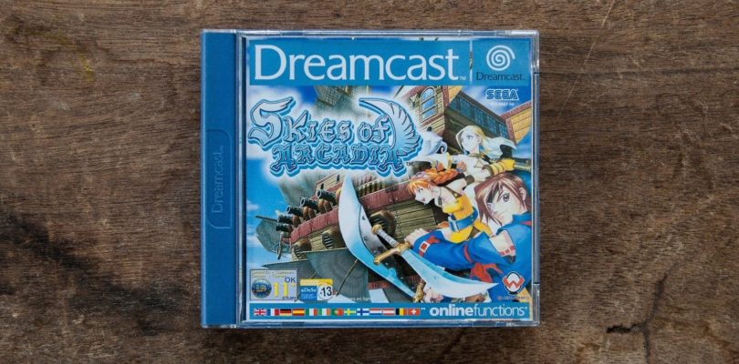 DC – Skies Of Arcadia – PAL – Complete