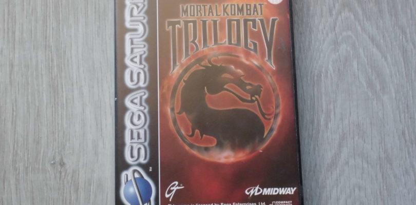 SATURN – Mortal Kombat Trilogy – PAL – Complete