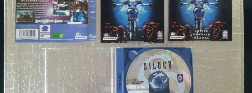 DC – Silver – PAL – Complete