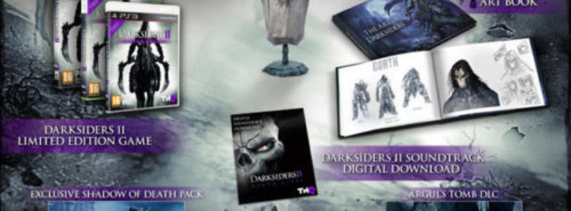 PS3 – Darksiders 2 Collector's Edition – PAL – Complete