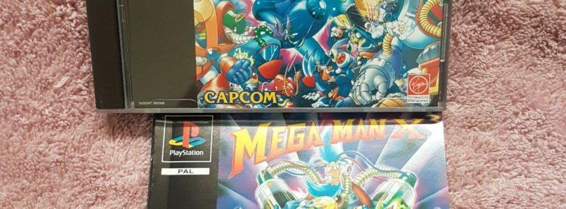 PS1 – Mega Man X3 – PAL – Complete