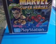 PS1 – Marvel Super Heroes – PAL – Complete