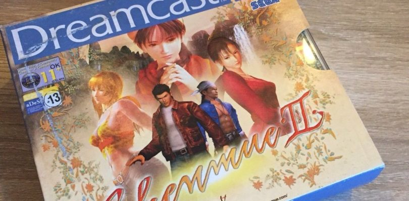 DC – Shenmue 2 – PAL – Complete