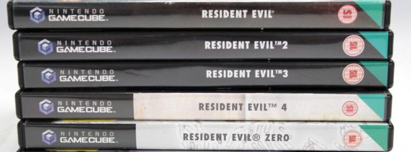 GC – Resident Evil Saga – PAL – Complete