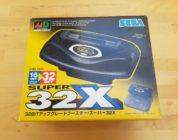32X – Sega 32X Console – JAP – NEW