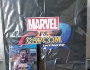 PS4 – Marvel Vs Capcom Infinite Collector's Edition – NEW – PAL