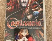 PSP – Castlevania The Dracula X Cronichles – PAL – Complete