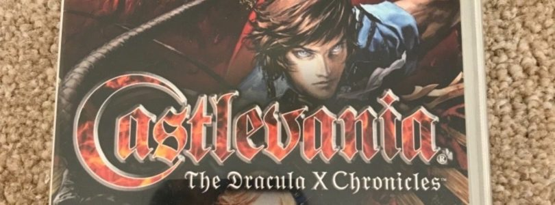 PSP – Castlevania The Dracula X Cronichles – PAL – Complete