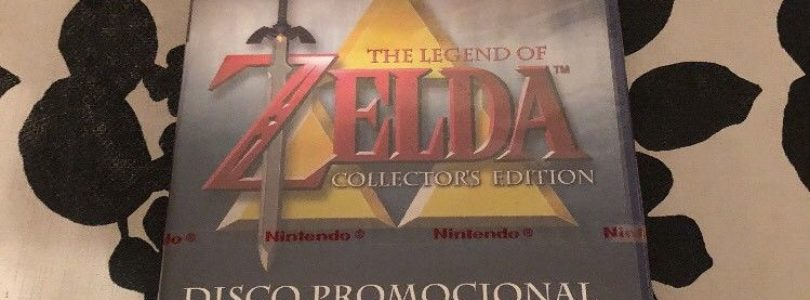 GC – The Legend Of Zelda Collector's Edition – PAL – NEW