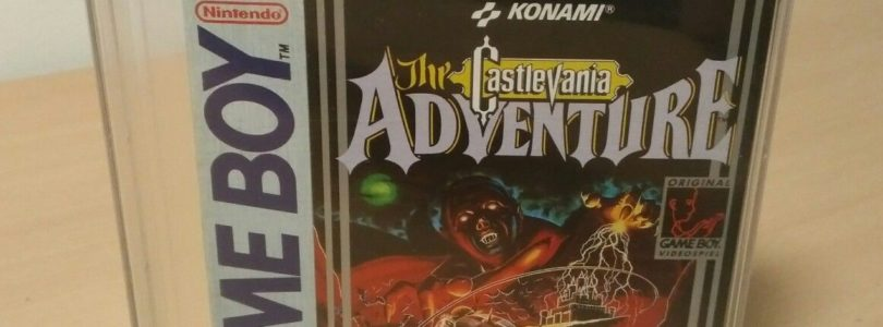 GB – Castlevania Adventure – PAL – Complete