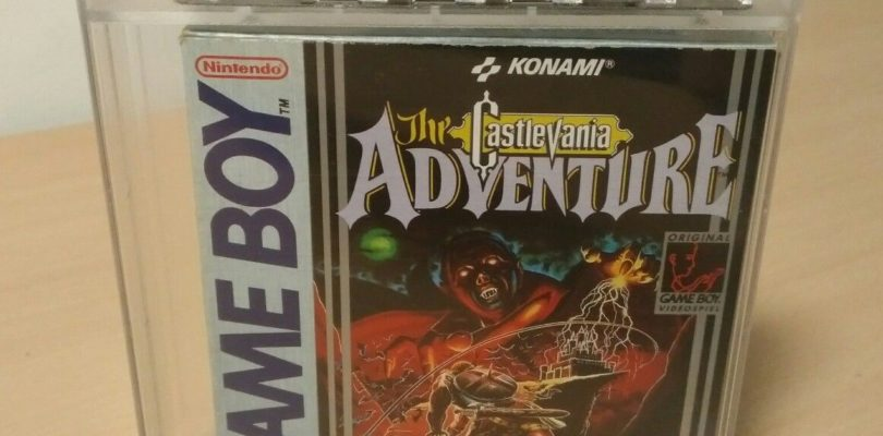 GB – Castlevania Adventure – PAL – Complete