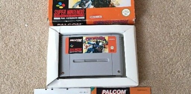SNES – Sunsetriders – PAL – Complete