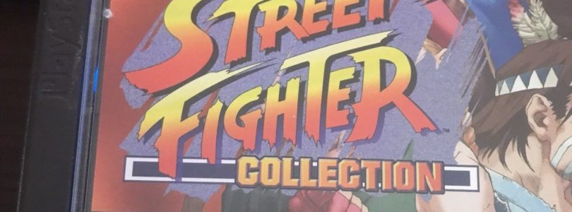 PS1 – Street Fighter Collection – PAL – Complete
