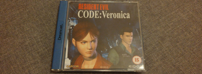 DC – Resident Evil Code: Veronica – PAL – Complete