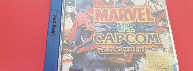 DC – Marvel Vs Capcom – PAL – Complete