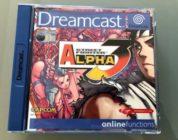 DC – Street Fighter Alpha 3 – PAL – Complete
