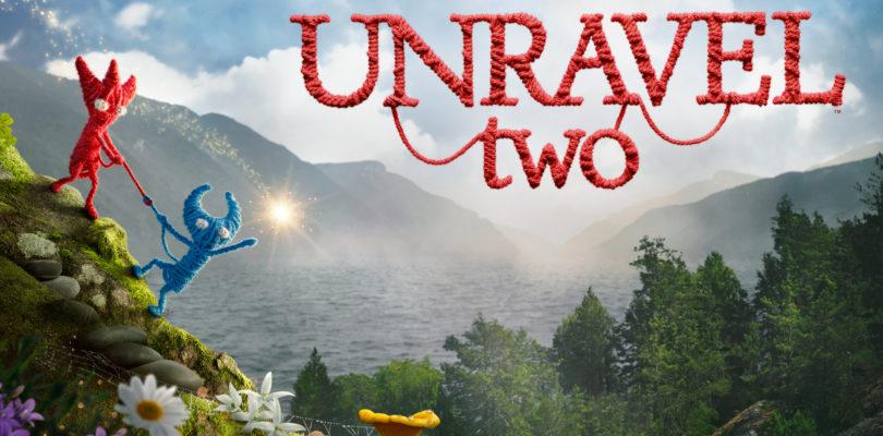 UNRAVEL TWO: La nuova avventura inizia oggi